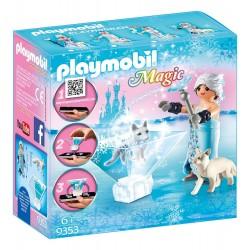 Playmobil 9353 Princesa Invierno