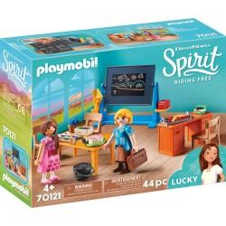 "Playmobil 70121 Clase ""Srta. Flores"""