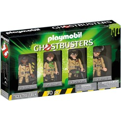Playmobil 70175 Set de Figuras Ghostbusters™