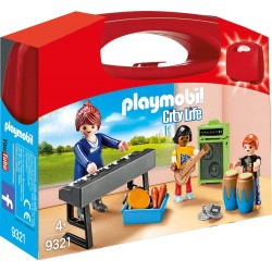 Playmobil 9321 Maletín Clase de Música