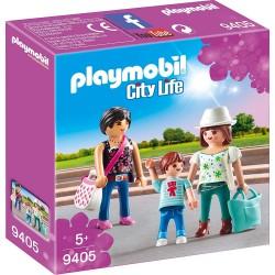 Playmobil 9405 Mujeres con Niño