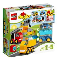 Lego 10816 Mis primeros vehículos