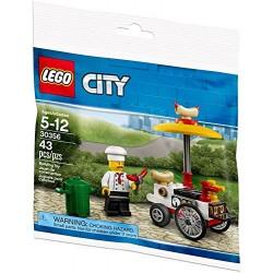 Lego 30356 Puesto de Perritos Calientes