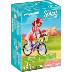 Playmobil 70124 Maricela con Bicicleta