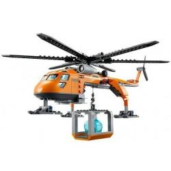 Helicóptero del Ártico