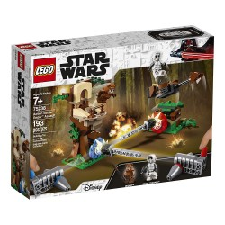 Lego 75238 Action Battle: Asalto a Endor
