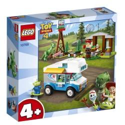 Lego 10769 Vacaciones en Autocaravana