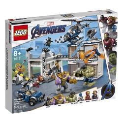 Lego 76131 Batalla en el Complejo de los Vengadores