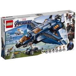 Lego 76126 Quinjet Definitivo de los Vengadores
