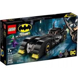Lego 76119 Batmobile™: La Persecución del Joker