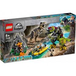 Lego 75938 T. rex vs. Dinosaurio Robótico