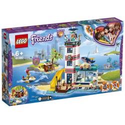 Lego 41380 Centro de Rescate del Faro