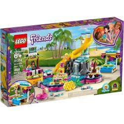 Lego 41374 Fiesta en la Piscina de Andrea