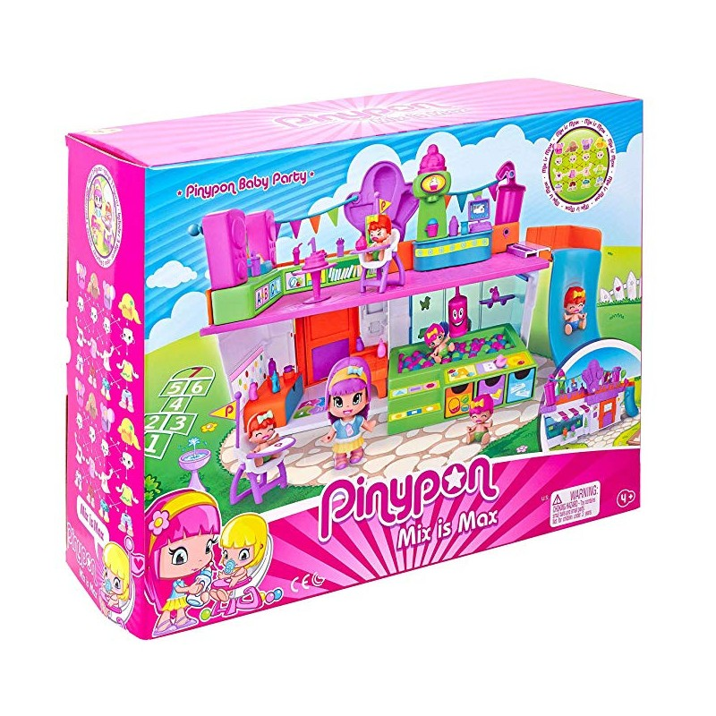 Famosa 700014351 Pinypon Baby Party