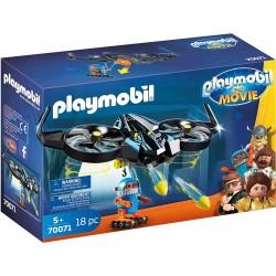 Playmobil 70071 Robotitron con Dron
