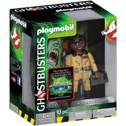 Playmobil 70171 Ghostbusters Figura de W. Zeddemore