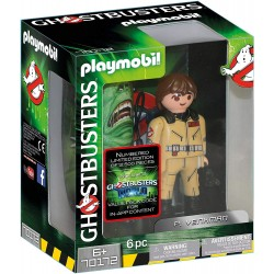 Playmobil 70172 Ghostbusters Figura de P. Venkman