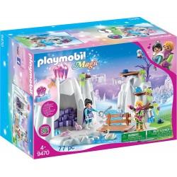 Playmobil 9470 Búsqueda del Diamante de Cristal