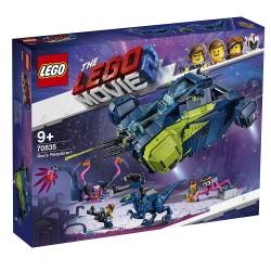 Lego 70835 ¡Rexplorador de Rex!