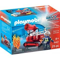 Playmobil 9467 Robot de Extinción
