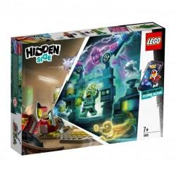 Lego 70418 Laboratorio de Fantasmas de J. B.