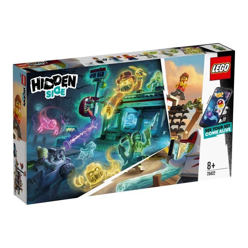 Lego 70422 Ataque al Shrimp Shack