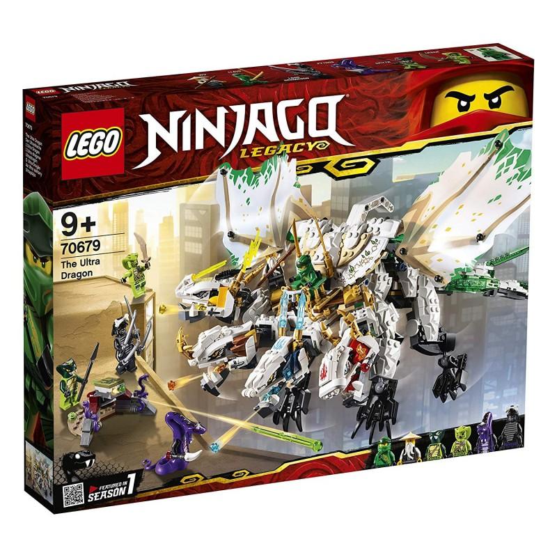 Lego 70679 Ultradragón