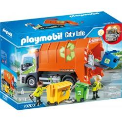 Playmobil 70200 Camión de Reciclaje