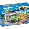 Playmobil 70201 Gasolinera