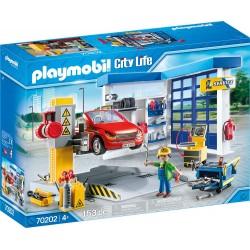 Playmobil 70202 Taller de Coches