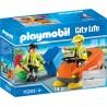 Playmobil 70203 Vehículo de Limpieza