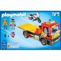 Playmobil 70199 Grúa Remolque