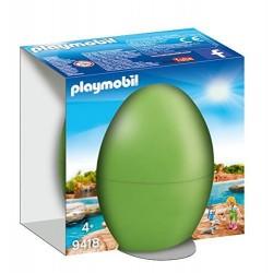 Playmobil 9418 Cuidadora de Focas