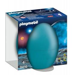 Playmobil 9416 Agente Espacial con Robot