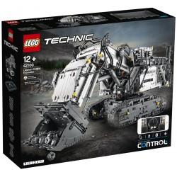 Lego 42100 Excavadora Liebherr R 9800