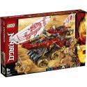 Lego 70677 Navío de Tierra
