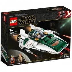 Lego 75248 Caza Estelar Ala-A de la Resistencia
