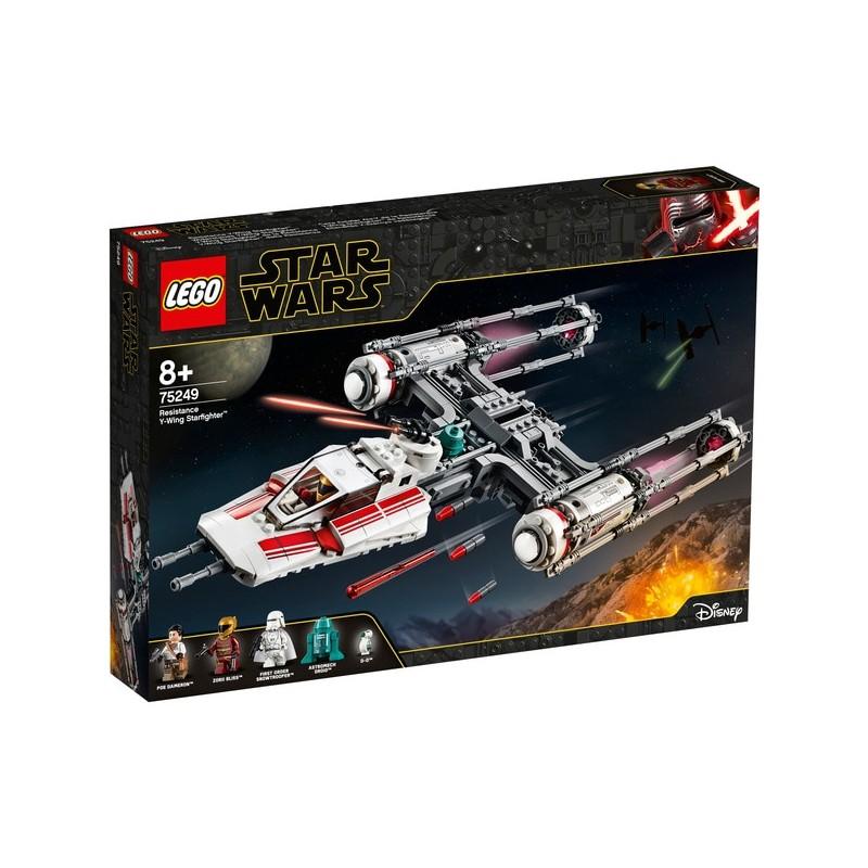 Lego 75249 Caza Estelar Ala-Y de la Resistencia