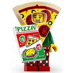 Tío del Disfraz de Pizza
