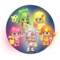 Pinypon 700015210-28663 Cabeza Mix Match Neon Party
