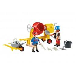 Playmobil 6339 2 Obreros