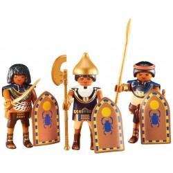 Playmobil 6488 3 Soldados Egipcios