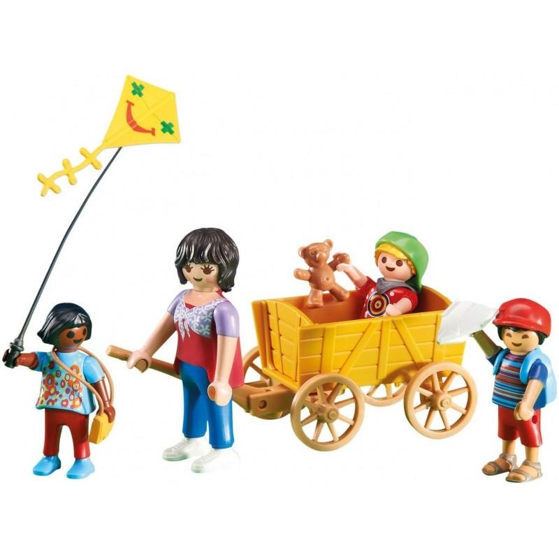 Playmobil 6439 Cuidadora con Niños