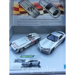 Mercedes Benz 300 SLR - SLR McLAREN 722