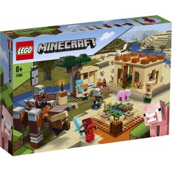 Lego 21160 La Invasión de...
