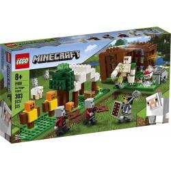 Lego 21159 El Puesto de...