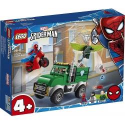 LEGO 76147 Asalto Camionero...