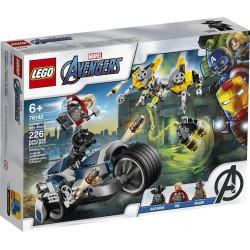 LEGO 76142 Vengadores:...