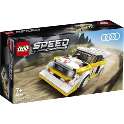 Lego 76897 1985 Audi Sport...
