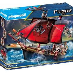 Playmobil 70411Barco Pirata...